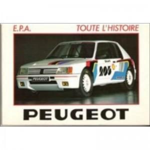 Toute l histoire Peugeot