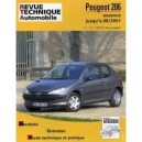 Revue Technique Peugeot 206 Essence phase 1
