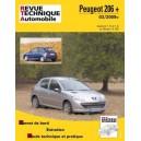 Revue Technique Peugeot 206 + depuis 2009