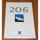 206 année 1999