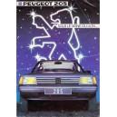 205 année  1983
