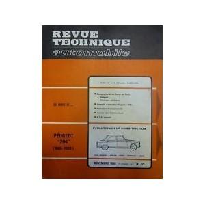 Revue Technique, RTA (3) (1966 - 1969)