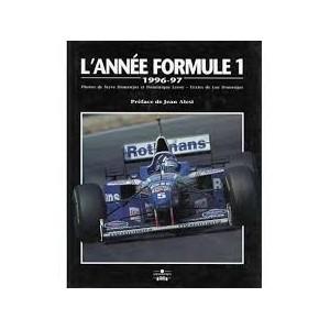 1996 - 1997 Année Formule 1