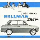 Voici la nouvelle Hillman IMP