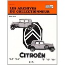 Revue technique Citroen Rosalie (inclus C4 - C6)