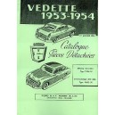 Catalogue de pièces ,mécanique et carrosserie