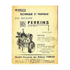 Moteurs Perkins