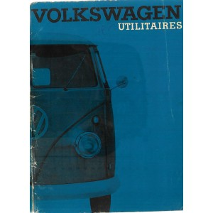 Notice d entretien VW Combi 1963