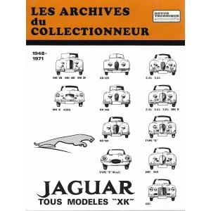 Revue technique Jaguar à Moteurs XK