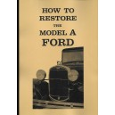 How to restore the Ford Model A