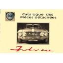 Catalogue de pièces mécanique (Types 818)