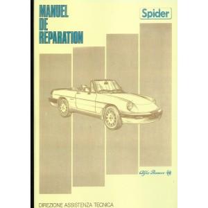 Manuel de réparation 1985 (moteur 2 L. inject.)