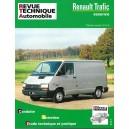 Revue Technique Renault Trafic essence