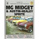 MG Midget - Austin Healey Sprite