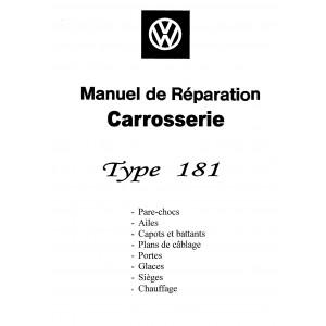 Manuel de Réparation Carrosserie
